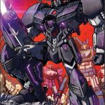 IDW Transformers Spotlight: Megatron Review